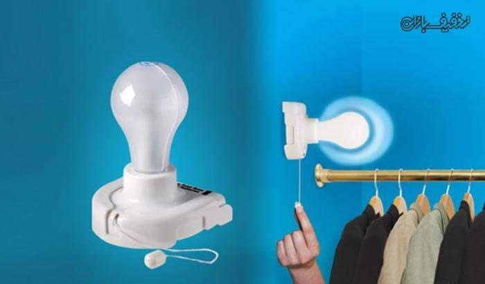 لامپ اضطراری هندی بالب با ۳۰% تخفیف و  