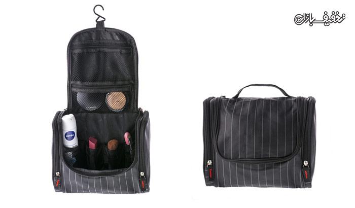 کیف لوازم آرایش آویز دار با ۳۱% تخفیف  