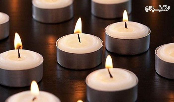 پکیج ۱۰ عددی شمع وارمر درجه یک با ۴۴% تخفیف |