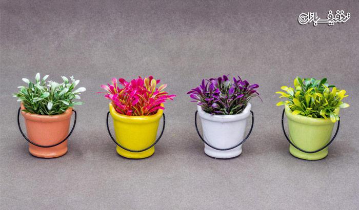 ست گلدان شکوفه Sweet Time با ۳۵% تخفیف و |