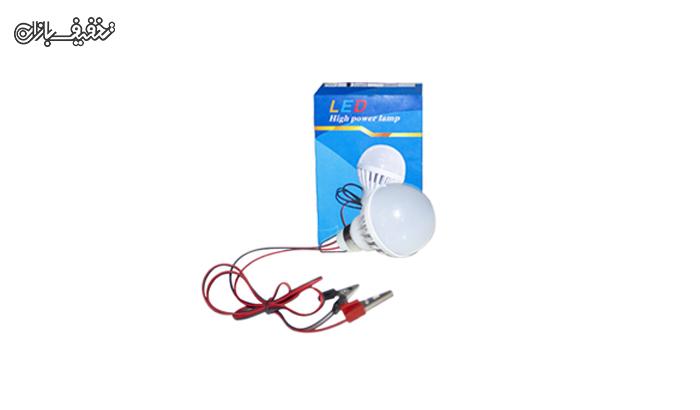لامپ LED حبابی پر قدرت با ۳۰% تخفیف و  