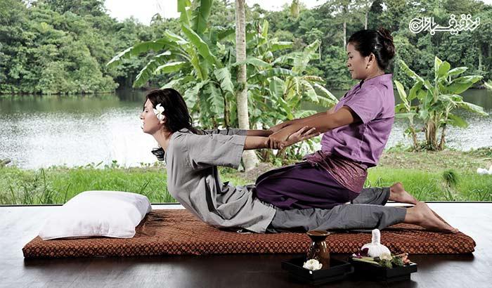 ماساژ تایلندی ویژه توسط متخصصین ماساژ در خانه ماساژ آرامش