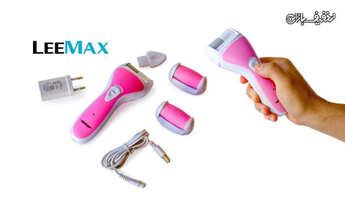دستگاه شارژی پدیکور LeeMax مدل MAX-۸۰۰۱R