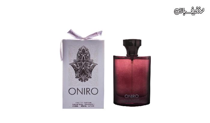عطر مردانه Oniro برند Fragrance World