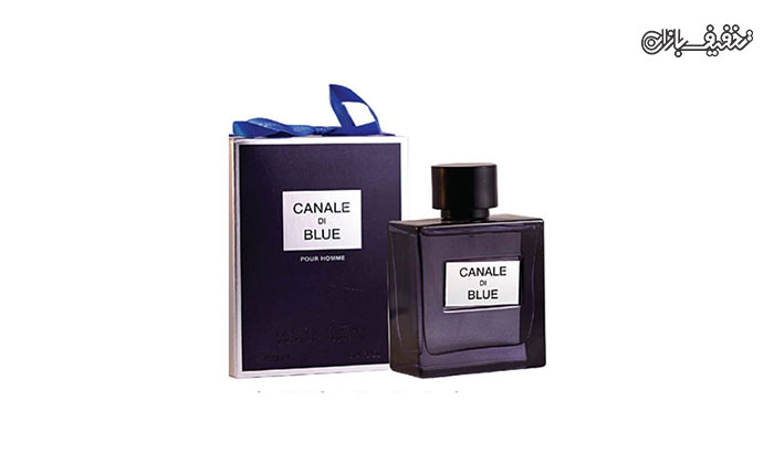 عطر مردانه CANALE DI BLUE برند Fragrance World