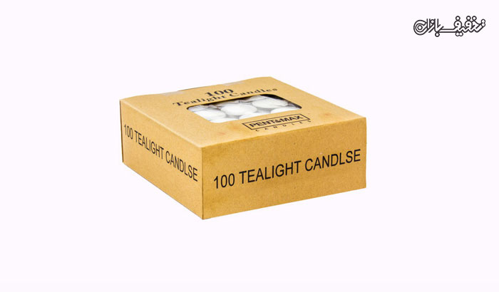 پکیج ۱۰۰ عددی شمع وارمر درجه یک