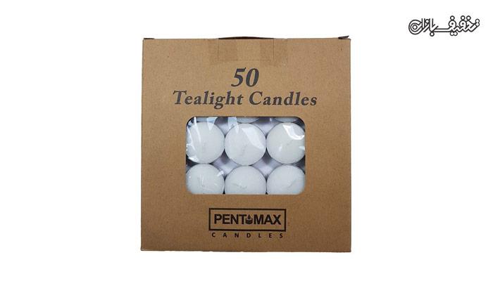 پکیج ۵۰ عددی شمع وارمر درجه یک