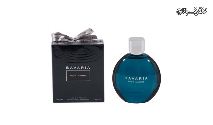 عطر مردانه Bavaria Pour Homme برند Fragrance World