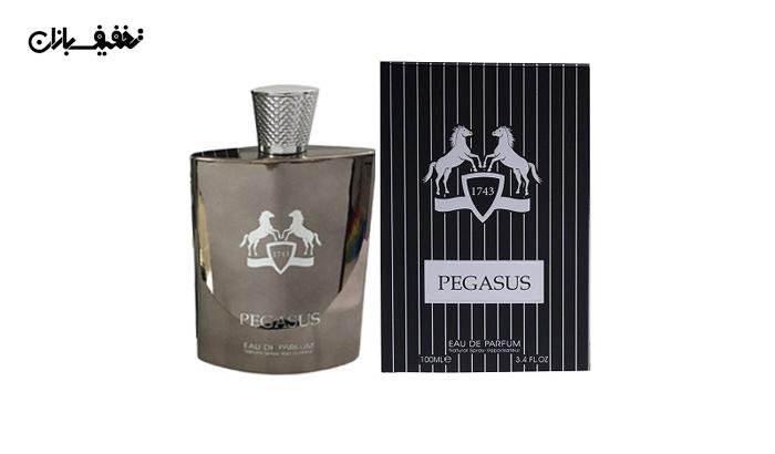 ادو پرفیوم مردانه Pegasus برند Fragrance World