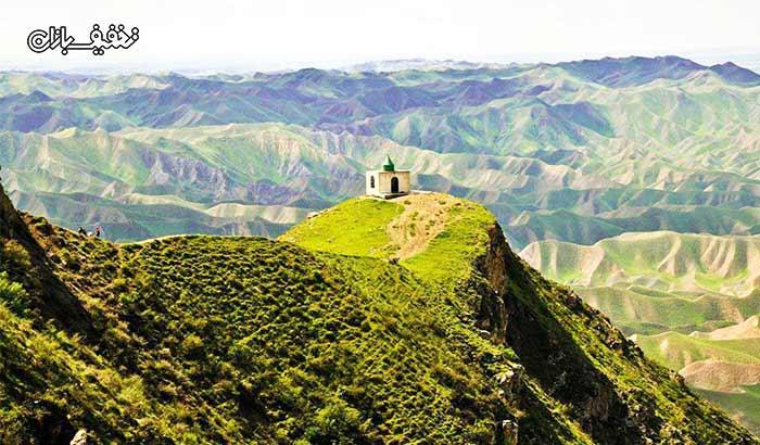 تور نوروزی شمال (ترکمن صحرا خالد نبی، خرقان، بسطام)