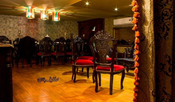 6 رستوران هندی تاج محل شیراز