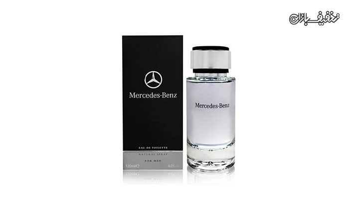 ادکل مردانه  Mercedes Benz Mercedes-Benz for men EDT اورجینال
