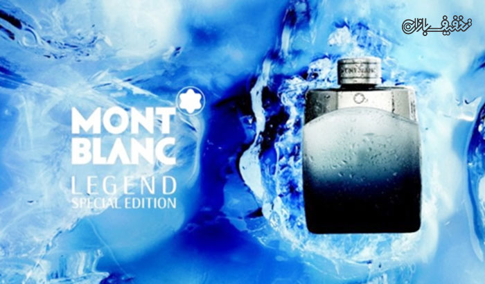 ادکلن مردانه Mont Blanc Legend Special Edition for men اورجینال
